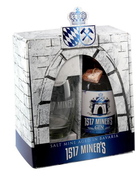 1517 Miners Gin Stollenportal