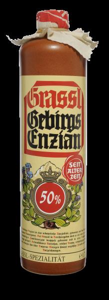 Gebirgs Enzian 50% Vol. Stein