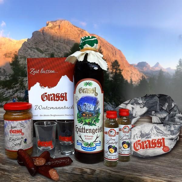 Grassl Bergsteigerpaket