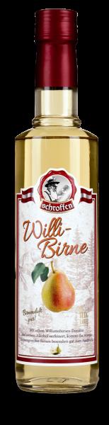 30325 Schroffen Willi Birne 0,5l