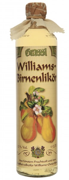Williams-Birnenlikör 30% Vol.
