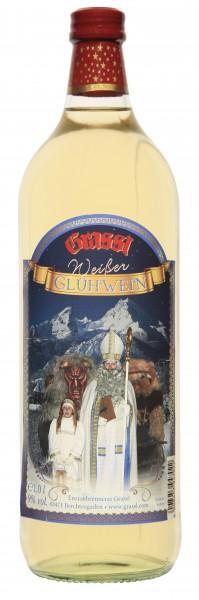 Nikolaus Glühwein weiß 9% Vol.