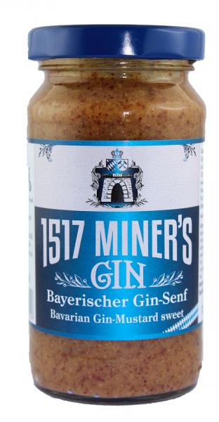 1517 Miner Gin Senf bayerisch süß