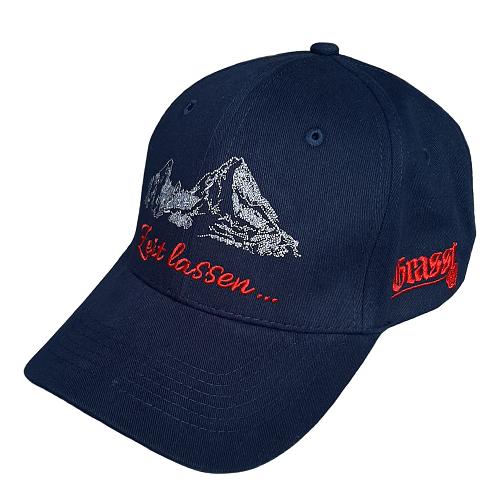 Watzmann Cap dunkelblau 14034