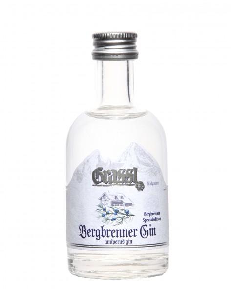 Bergbrenner Gin 43% Vol. 0,05l