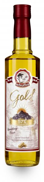 Schroffen Gold 57% Vol.