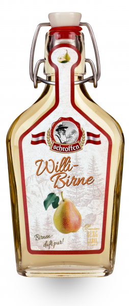 Schroffen Willi-Birne 35% Vol.