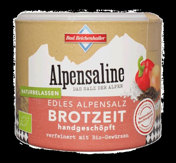 Edles Alpensalz Brotzeit