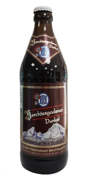 Berchtesgadener Bier Dunkel 5,5% Vol.