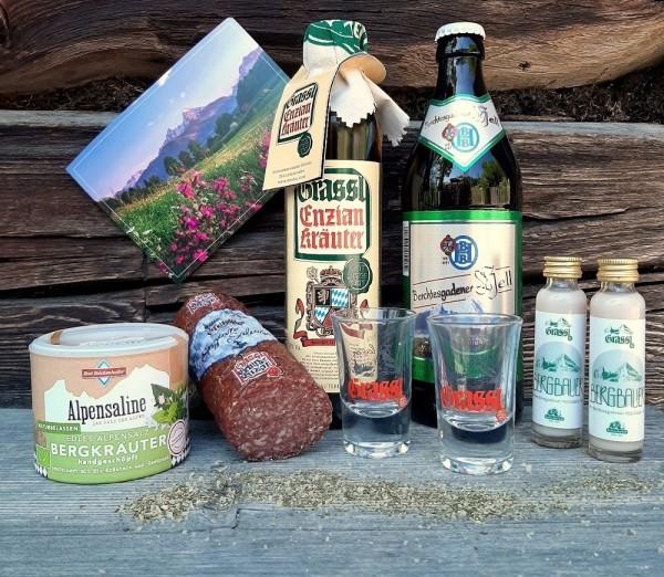Genusspaket aus den Alpen