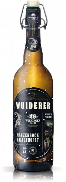 Wieninger Grassl Märzenbock Wilderer Wuiderer Bier