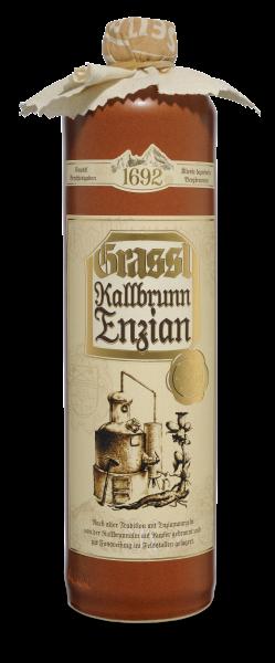 Kallbrunn-Enzian 42% Vol.