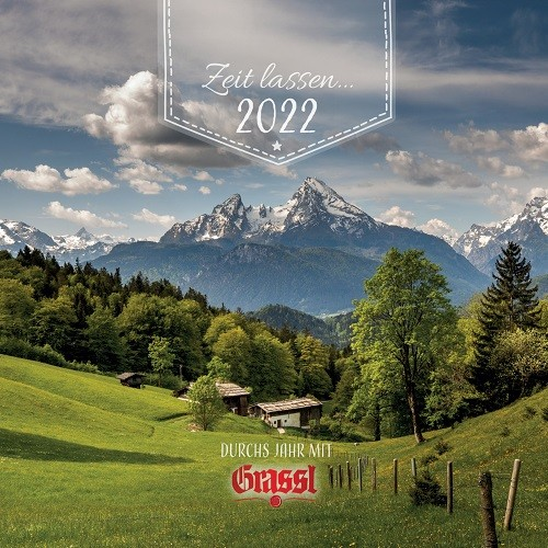 Grassl Kalender 2022 13121