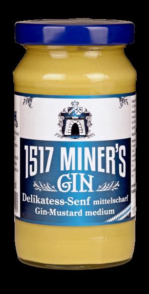 1517 Miner´s Gin Senf mittelscharf
