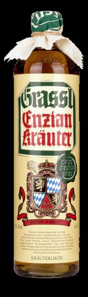 Enzian-Kräuterlikör 35% Vol.
