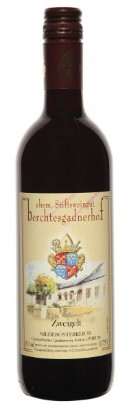 Berchtesgadener Hof Zweigelt 13% Vol.