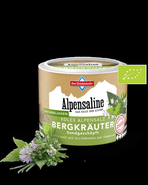 Edles Alpensalz Bergkräuter