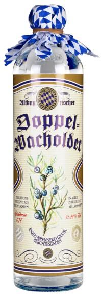 Altbayerischer Doppel-Wacholder 38% Vol.