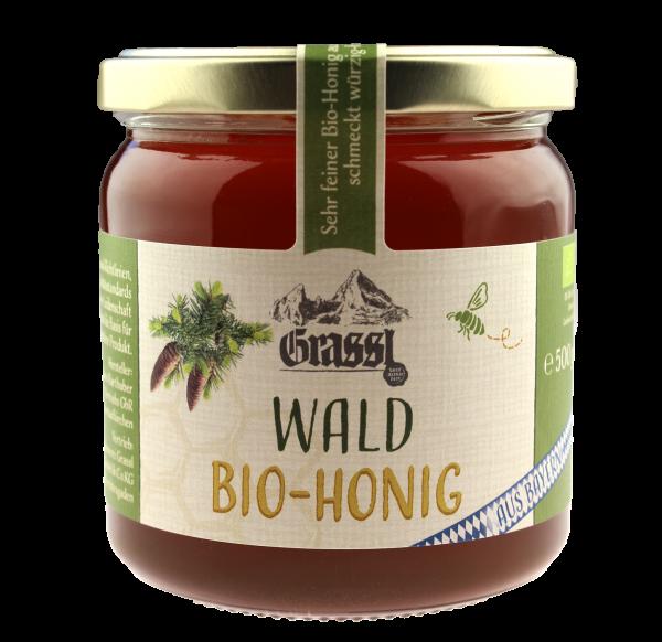 Bio Waldhonig 500g