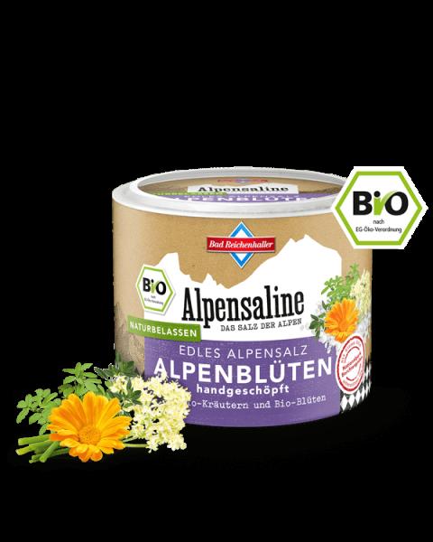 Edles Alpensalz Alpenblüte