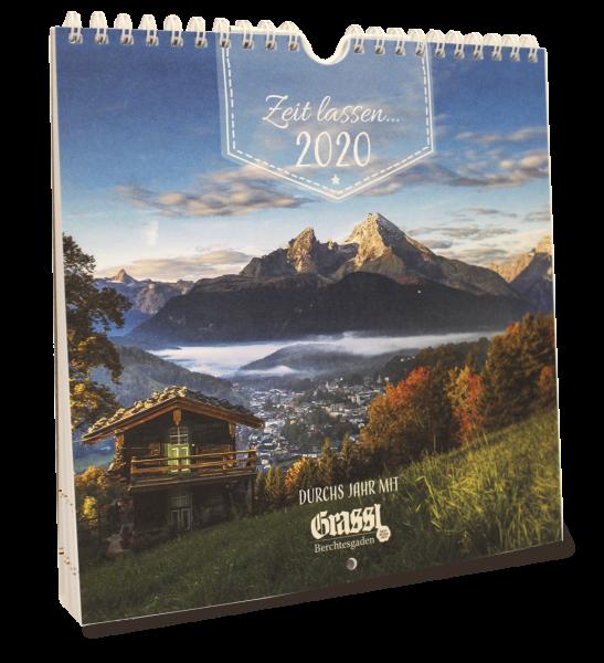 13121 Grassl Kalender 2020 Marika Hildebrand