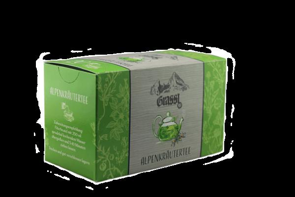 Alpenkräutertee 20 Filterbeutel