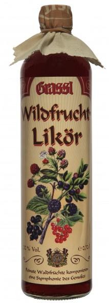 Wildfrucht-Likör 20% Vol.