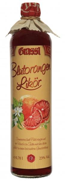 Blutorangen-Likör 23% Vol.