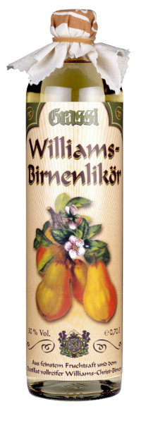 Williamsbirnenlikör