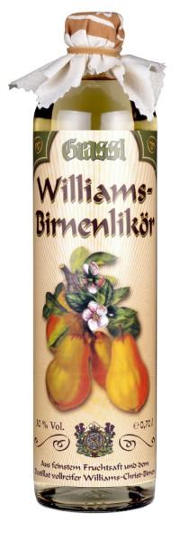 Williamsbirnenlikör