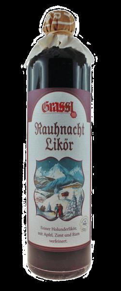 Rauhnacht-Likör 20% Vol.