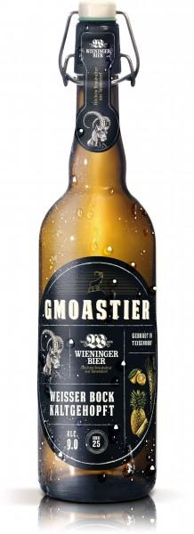 Wieninger Grassl Gmoastier Bier Weisser Bock