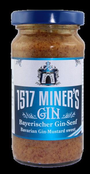 1517 Miner´s Gin Senf bayerisch süß
