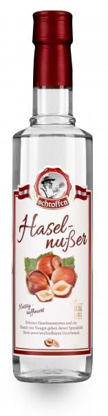 Schroffen Haselnußer 30% Vol.