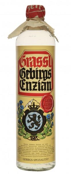 Gebirgs Enzian 40% Vol.